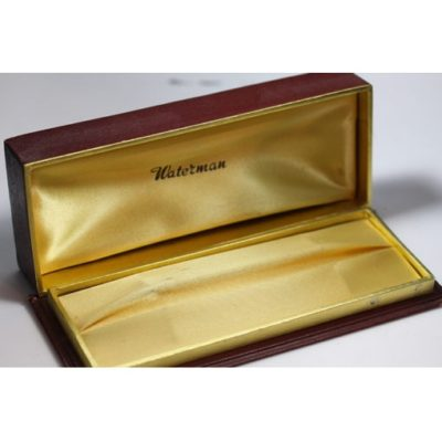 Waterman Pen Boxes and Cases